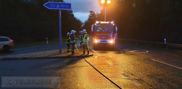 Hilfeleistung H:VU-mit-P vom 15.03.2019  |  (C) Feuerwehr Halbe (2019)